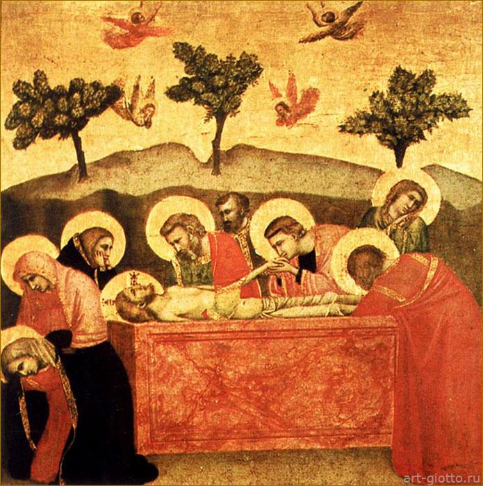 Оплакивание Христа. Джотто / www.art-giotto.ru
